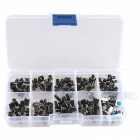 Hengjiaan 10 Kinds Of Values 100Pcs Tactile Push Button Switches