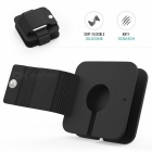 BLCR Soft Silicone Charging Wallet för Apple Watch Serie 1, Serie 2