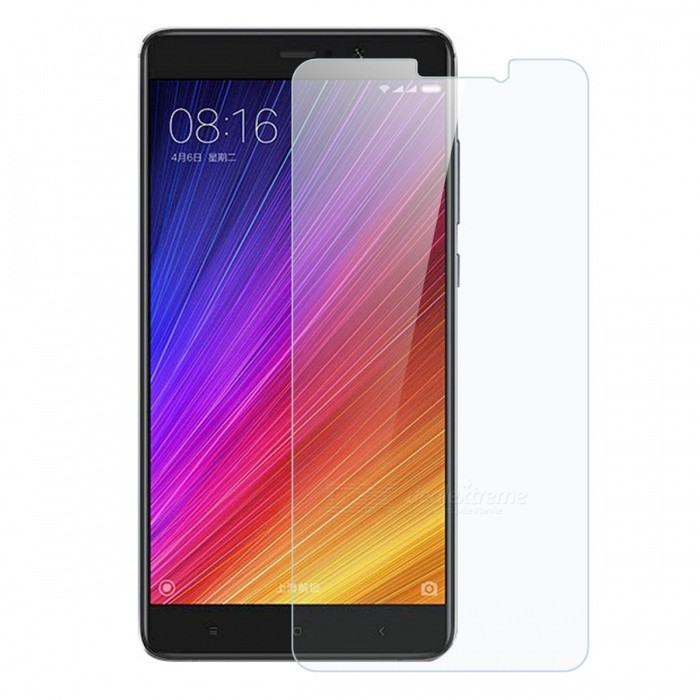 Dayspirit Tempered Glass Screen Protector for Xiaomi Mi 5s PlusScreen Protectors<br>Form  ColorTransparentScreen TypeGlossyModelN/AMaterialTempered glassQuantity1 setCompatible ModelsXiaomi Mi 5s PlusFeaturesTempered glassPacking List1 x Tempered glass screen protector1 x Dust cleaning film 1 x Alcohol prep pad<br>