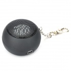 Hamburger Style USB Rechargeable Speaker for MP3/MP4/PC/Cell Phone