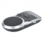 "Solar / Billaddare Powered uppladdningsbart 1.8 ""LCM Bluetooth nummerpresentation Handsfree set"