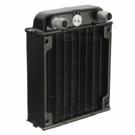 80mm Aluminum Computer Radiator Water Cooling Cooler for PC