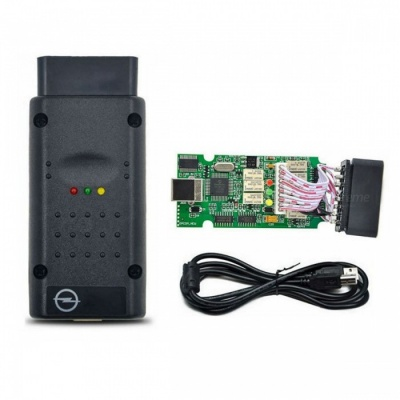 OPCOM V1.70 Firmware A+++ Quality OP-COM for Opel Diagnostic-Tool