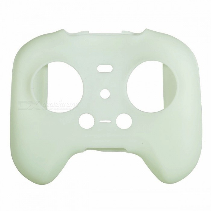 Silicone Remote Controller Cover for XIAOMI MI Drone - GreenOther Toys<br>Form  ColorODModelMI DroneMaterialSiliconeQuantity1 pieceSuitable Age Grown upsPacking List1 x Remote Controller Cover<br>