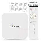 TX8 TV Box Android 6.0 Amlogic S912 Set Top Box w/ 3GB RAM 16GB ROM - UK Plug