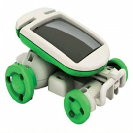 Children's Intelligence Development Assembly Solar Polymorphic Toy
