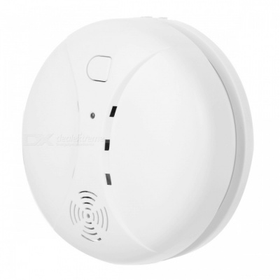 Independent Composite Smoke Detector - White (80dB)