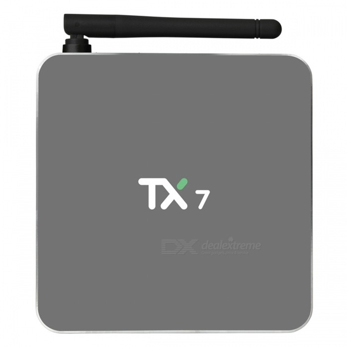 TX7 Android 6.0 Smart TV Box Amlogic S905X Quad-Mark 32GB-EU Stecker