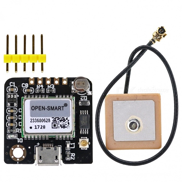 Open smart gps serial module for arduino apm