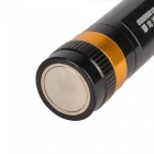 Warsun X8 Portable 3-Mode Rechargeable White LED Flashlight w/ Magnet