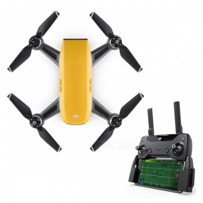DJI Spark RC Quadcopter Fly More Combo - Yellow / RTF
