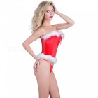 Christmas Girl Temptation Sexy Lingerie - Red