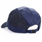 Outdoor Unisex General Casual Breathable Sun Hat - Dark Blue