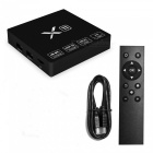 X11 Smart Android TV Box Amlogic S905X Quad-Core 2GB / 16GB - US-plug