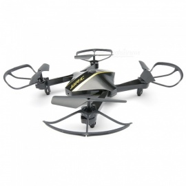 JJRC H44WH DIAMAN Wi-Fi FPV Foldable RC Quadcopter w/ Camera - Black