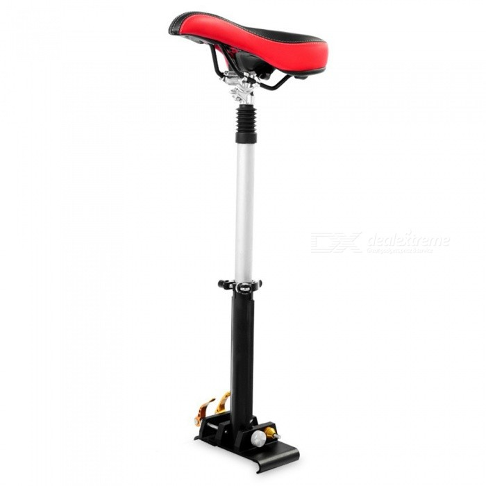 Xiaomi Scooter Seat - Mixed ColorBike Accessories<br>Form  ColorBlack + Red + Multi-ColoredQuantity1 DX.PCM.Model.AttributeModel.UnitMaterialStainless steelTypeOthersBest UseOthersPacking List 1 x Scooter Seat Set<br>