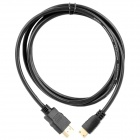 Gold Plated 1080P Mini HDMI V1.3 Male to HDMI Shielded Connection Cable (1.5M-Length)