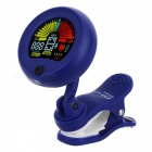 "EMT-300 1.0"" Full Color Display Clip-On Tuner for Guitar/Violin/Bass"