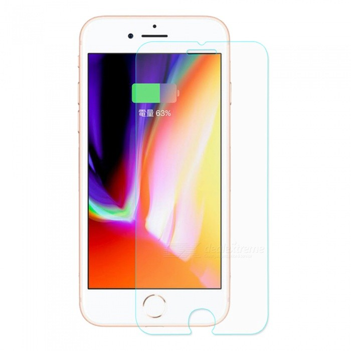 huge selection of 821c4 ca4bc Hat-Prince 2.5D Tempered Glass Screen Protector for IPHONE 8, IPHONE 7
