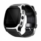 T8 Bluetooth Smart Watch mit Kamera Musik Player für Android - Schwarz