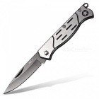 CT 2017 Multi Function New Mini Personality Knife - Silver + Black
