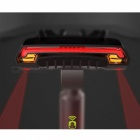 Meilan Wireless Bicycle Rear Light Smart USB Rechargeable Laser Tail Lamp