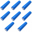 ZHAOYAO 3.7V 18650 3000mAh Rechargeable Lithium Battery - 8PCS
