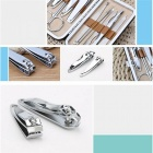 10-i-1 multi-Function Stainless Steel Nail Clipper Kit