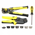 4-in-1 Multi-Tool Wire Crimping Tool Wire Stripper S2 Screwdriver