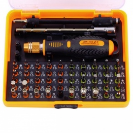 JAKEMY 53-in-1 Multi-purpose Precision Magnetic Screwdriver Set