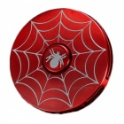 ZHAOYAO Spider-Man Style Cigar Lighter + Fidget Spinner w/ LED - Red
