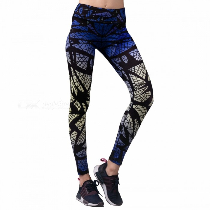 BARBOK LS109 Womens Stretchy Yoga Pants for Running / Jogging - XLForm  ColorAs picture XLModelLS109Quantity1 pieceMaterial87% Nylon 13% SpandexGenderWomenPacking List1 x Yoga Pants<br>