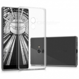 Naxtop TPU Ultra-thin Soft Case for Xiaomi Mi Mix - Transparent