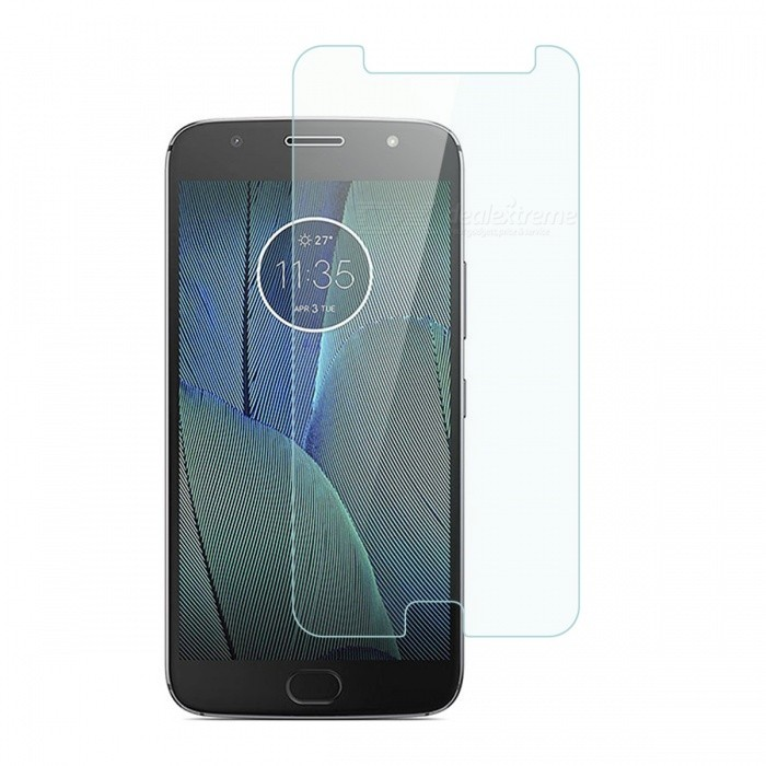 Dayspirit Tempered Glass Screen Protector for Motorola Moto G5S PlusScreen Protectors<br>Form  ColorTransparentScreen TypeGlossyModelN/AMaterialTempered glassQuantity1 DX.PCM.Model.AttributeModel.UnitCompatible ModelsMotorola Moto G5S PlusFeaturesTempered glassPacking List1 x Tempered glass screen protector1 x Dust cleaning film 1 x Alcohol prep pad<br>