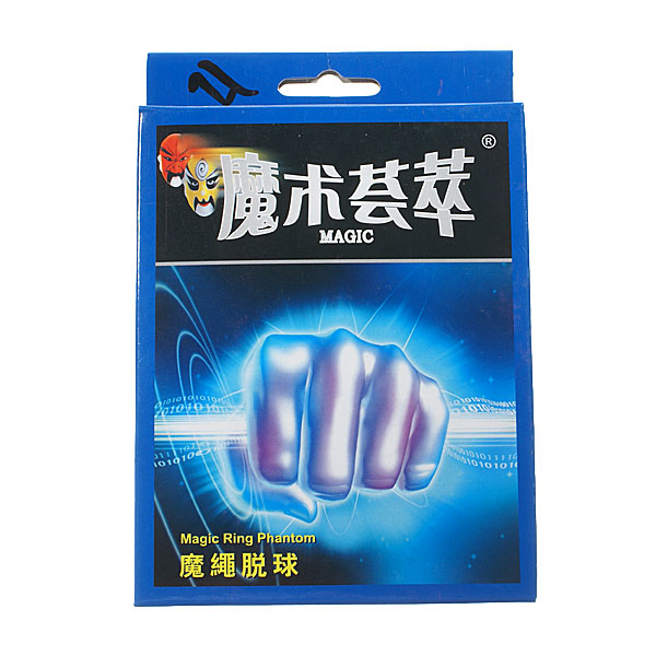Party Magic Tricks Prop and Training Set - Ball and Rope