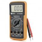 "2.8"" LCD Handheld Digital Multimeter (Voltage + Current + Resistance + Capacitance /1*6F22)"