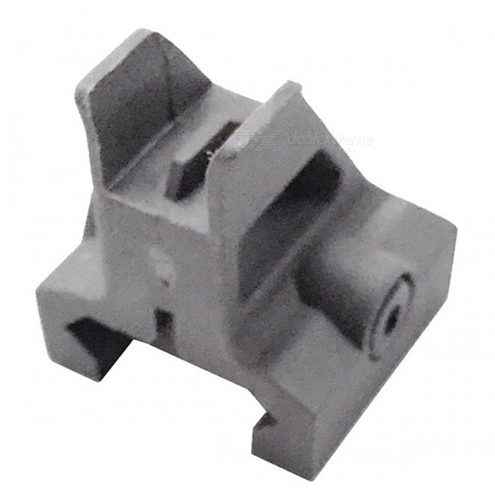 ACCU New Plastic Detachable Front Sight for 20mm Rail GunGun Mounts/Rails<br>Form  ColorEarthyMaterialPlasticQuantity1 pieceGun TypeFits for 20mm rail of rifle / gunRail Size20mmMount TypeWeaver,Pica-tinnyRing DiameternoPacking List1 x Front Sight<br>