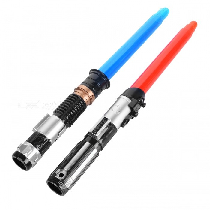 Double Light Saber Toy Sword for Boys, Christmas Gifts ...