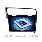 "Ownice Octa-Core 10.1 ""Android 6.0 Auto DVD GPS für VW Golf 7 2013-15"