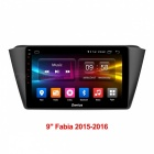 "Ownice Octa Core 9"" Android 6.0 Car DVD Player GPS for Fabia 2015-2016"