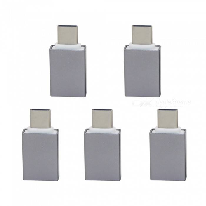 Mini Smile Type-C to USB 3 0 OTG Adapter for Samsung Galaxy Note 8