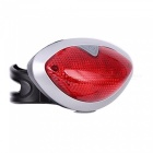 CARKING 4-Mode USB Rechargeable Bike Seatpost Back Light Taillight