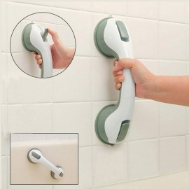Strong Suction Bathroom Handrail Handle - Random Color