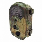 Outdoor 120 Degree CMOS Camera w/ IR Night Vision - Camouflage