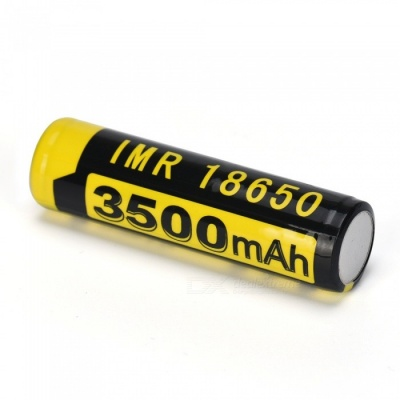 SPO 3C Motive Force 3.7V 3500mAh 18650 Lithium Battery