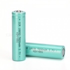 SPO 3.7V 5800mAh 18650 Lithium Battery - Light Blue (2 PCS)