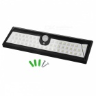 IP65 Waterproof 54-LED Solar Power Light for Outdoors