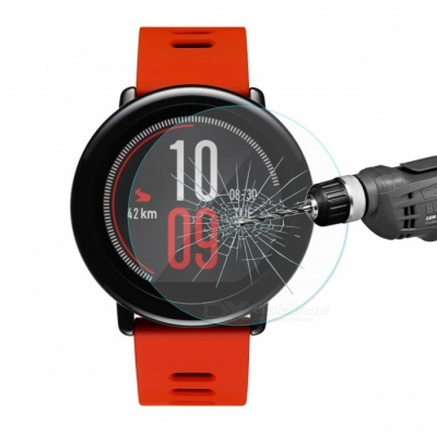 Hat-Prince Glass Film for Huami AMAZFIT Pace Sports Smart Watch