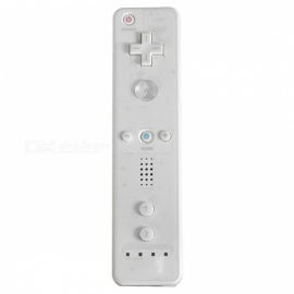 Wireless Control Remote Nunchuck Controller for Wii - White