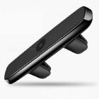 Baseus Car Phone Magnetic Holder Double Clip Vehicle Mount - Black